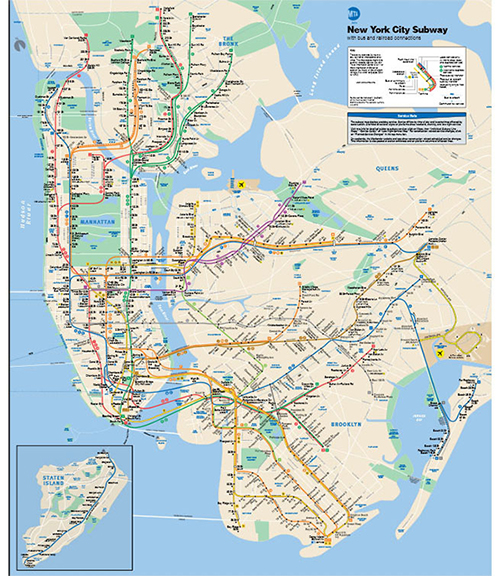 New York Subway