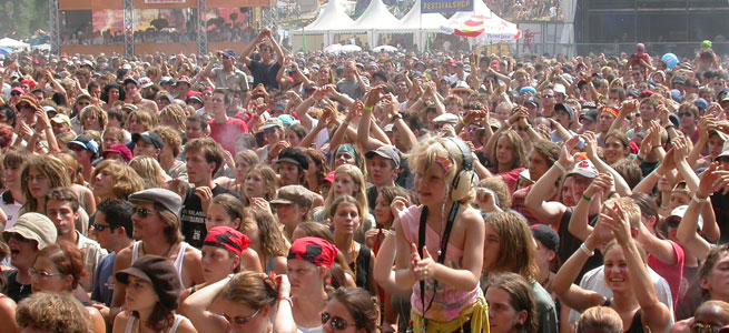 There are many summer music festivals around the world. Here's our guide to a few of the best.