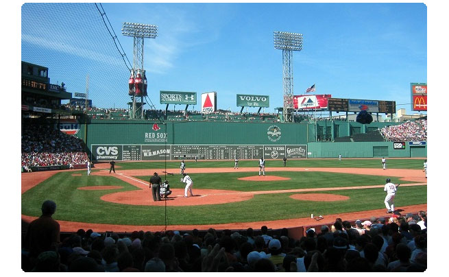 Check out these three favorite baseball stadiums in the United States.