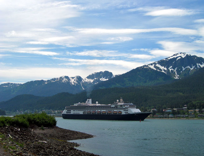Consider one of these cruises in North America.