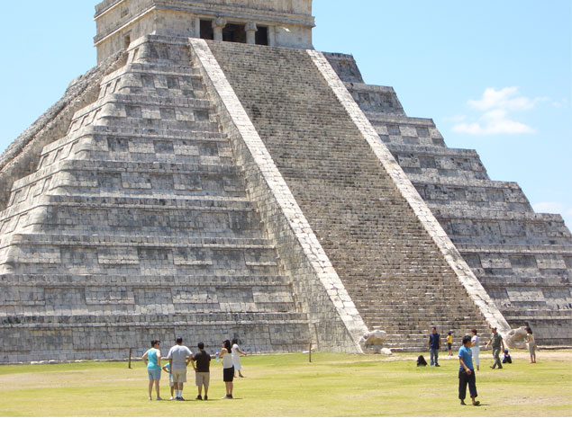 The Yucatan Peninsula has more than just beaches; the culture, food and history are attractions in their own rights.