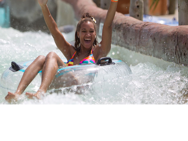 Summer is here and there's no better way to escape the heat than by visiting one of these water parks for family fun and adventure.