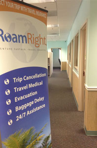 RoamRight offers a behind the scenes look at a travel insurance company.