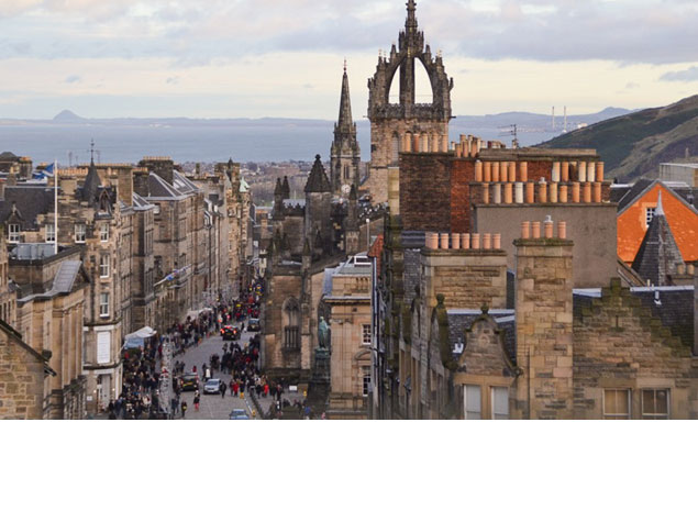 Top must-see sights for your next trip to Edinburgh, Scotland.