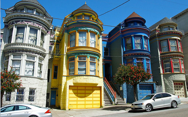 RoamRight shares 5 Neighborhoods You Should Visit in San Francisco