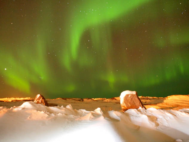 The Northern Lights are one of the most amazing natural phenomena in the world, and here are the best places to see them.