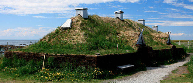 Yearning for Norse myths & legends? Walk among the ghosts of explorers at L'Anse Aux Meadows, North America's most famous Viking settlement.