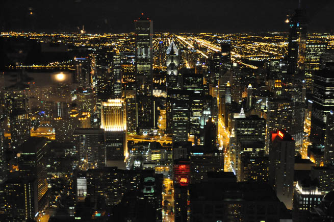 Chicago is the third most populous city in the United States, after New York City and Los Angeles. CT