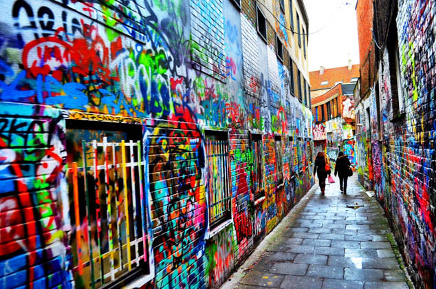 Once illegal, today street art has been embraced for its edgy and raw beauty. Check out these top destinations for fantastic street art.