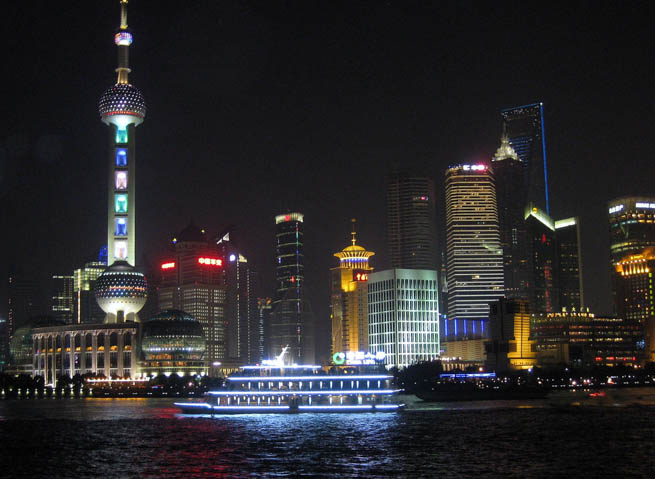 Shanghai is the largest city by population in China and the largest city proper by population in the world. CT