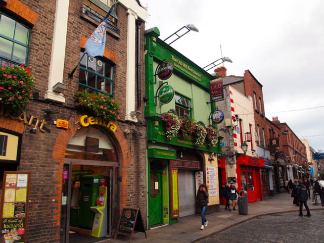 Dublin7 is the capital and most populous city of Ireland.  CT