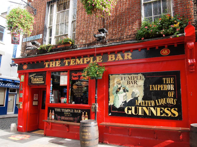 Dublin8 is the capital and most populous city of Ireland.  CT