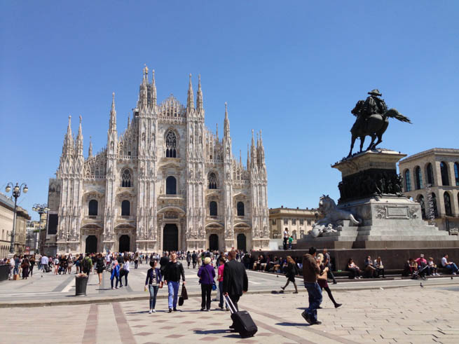 Milan, Italy, has so much to offer in the way of history, architecture, and culture.