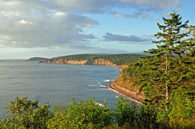 Nova Scotia is one of Canada's three Maritime provinces and constitutes one of the four Atlantic Canada provinces.