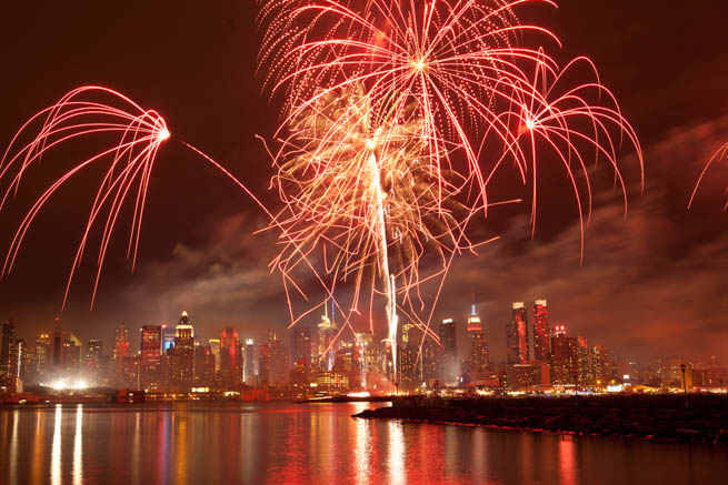 Fireworks are a class of explosive pyrotechnic devices used for aesthetic, cultural, and religious purposes. CT3