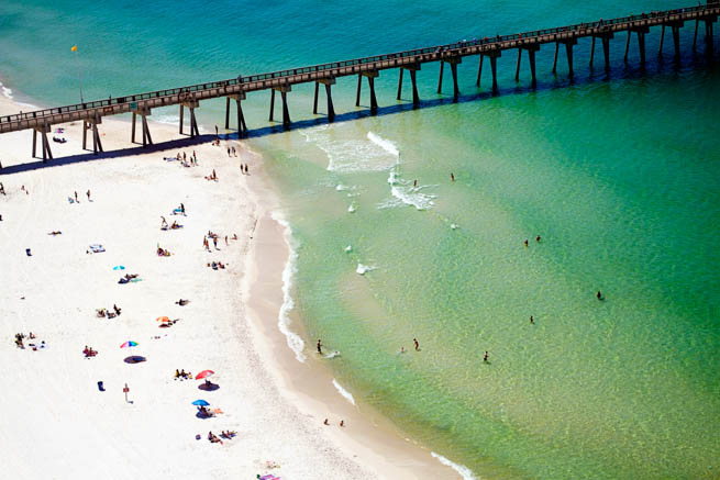 Panama City Beach is a city in Bay County, Florida, United States, on the Gulf of Mexico coast. CT
