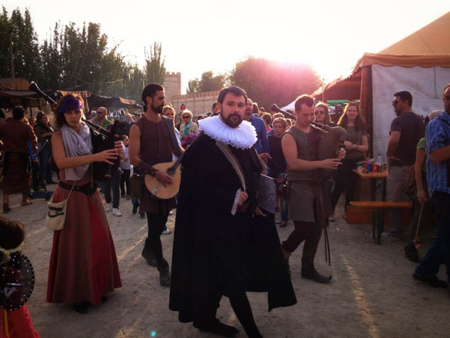 Discover a new side to Spain by reading all about these fun and definitely quirky festivals.