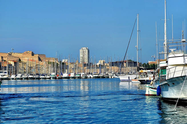 Marseille, known in antiquity as Masalia, Massalia or Massilia is the second largest city in France