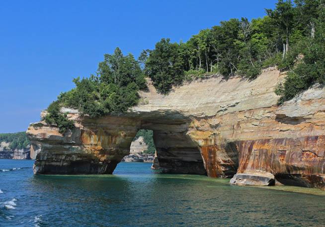 Upper Peninsula of Michigan is the northern of the two major land masses that make up the U.S. state of Michigan.
