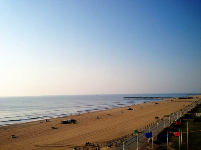 Virginia Beach is an independent city located in the U.S. state of Virginia.
