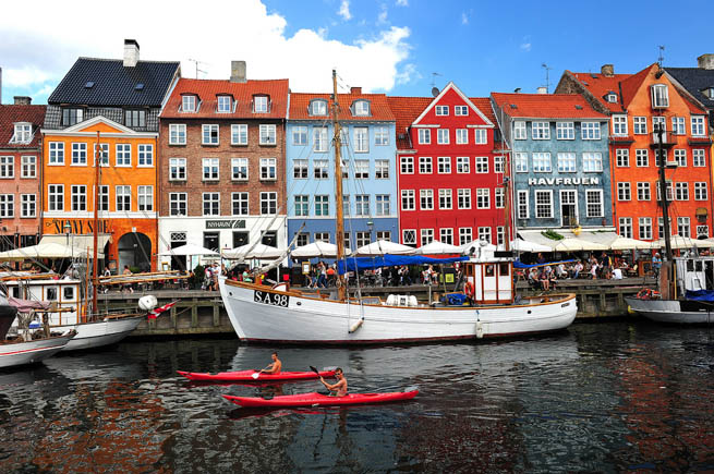 Denmark is a great destination for families, with plenty to entertain the kids.