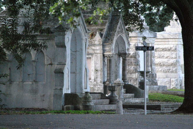 Metairie Cemetery is a cemetery in New Orleans, Louisiana