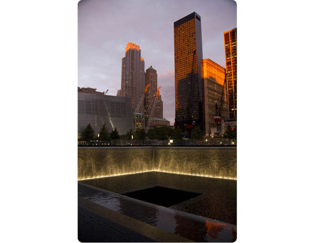National September 11 Memorial & Museum is the principal memorial and museum commemorating the September 11 attacks of 2001 CT1