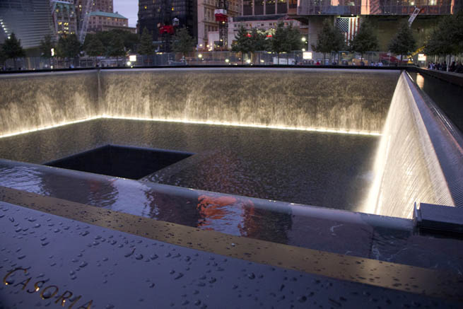 National September 11 Memorial & Museum is the principal memorial and museum commemorating the September 11 attacks of 2001 CT2