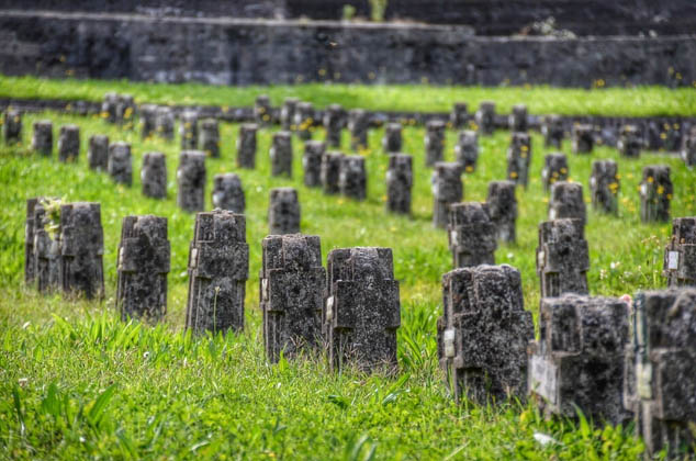 Feel the fright this Halloween season with a visit to these creepy cemeteries around the world.