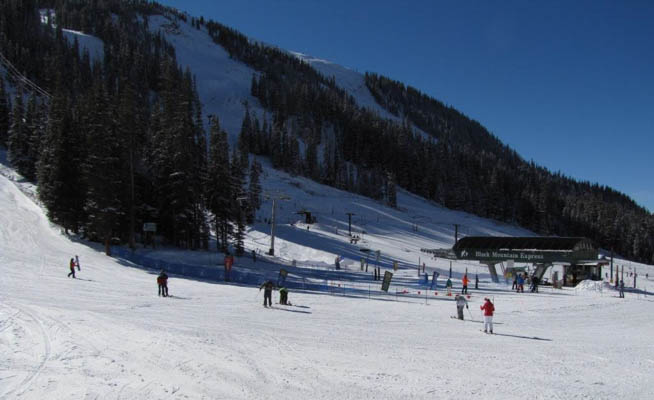 Arapahoe Basin is an alpine ski area in the Rocky Mountains of the United States, in the White River National Forest of Colorado