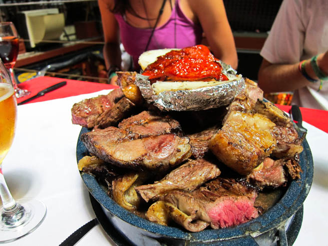 Plan your culinary exploration of Argentina with this easy to follow guide to ordering the best Argentinan steaks.