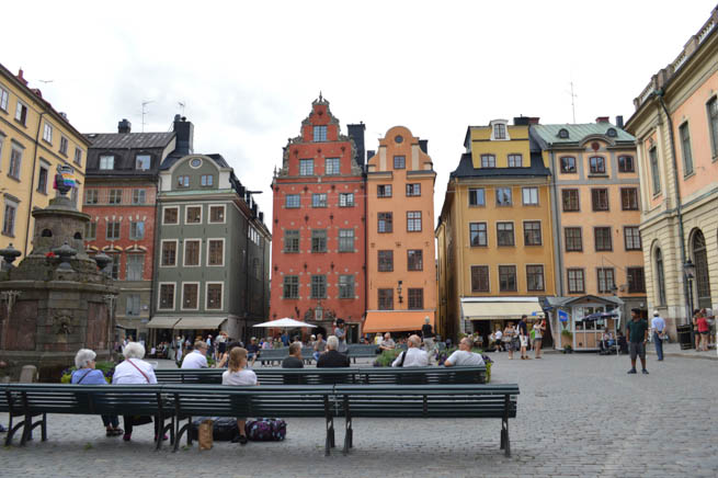 Stockholm is the capital of Sweden and the most populous city in Scandinavia