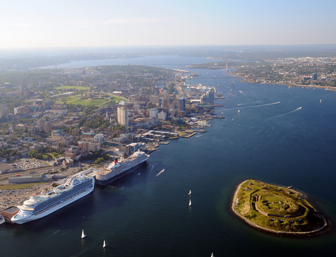 Find out why Halifax, Nova Scotia, is poised to become Canada's next big urban travel destination.