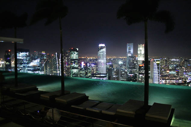 Experience the height of luxury by plunging into these luxurious rooftop pools around the world.