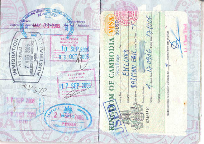 Get up to speed quickly with all the current rules for traveling overseas with this great fast-start guide to passports and visas.