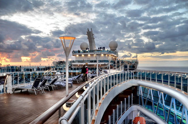 Cruise as a cost-saving travel means