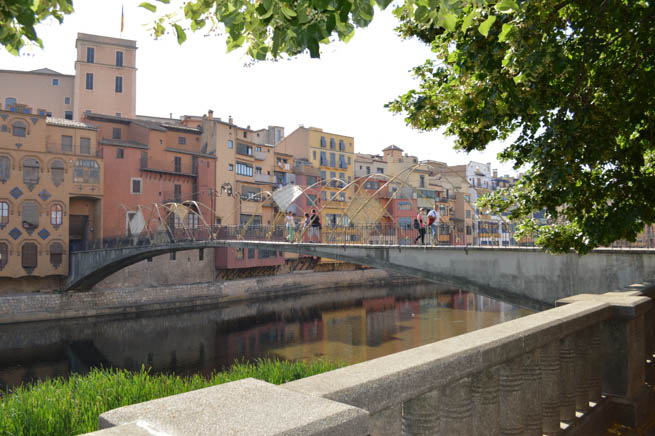Girona is a city in the northeast of the Autonomous Community of Catalonia in Spain