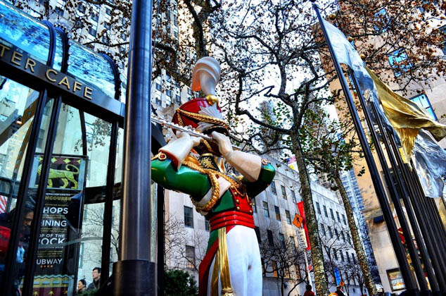 Find the holiday spirit with a visit to any one of these very festive American destinations.