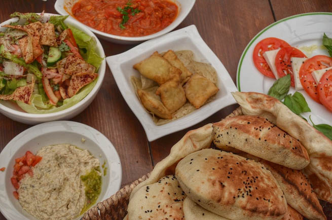 Jordanian cuisine is a traditional style of food preparation originating from Jordan CT