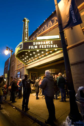 Sundance Film Festival, a program of the Sundance Institute, is an American film festival that takes place annually in Utah
