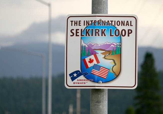 International Selkirk Loop is a 280-mile-long scenic highway in the U.S. states of Idaho and Washington, as well as the Canadian province of British Columbia