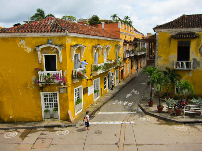 Cartagena or Cartagena de Indias, is a city on the northern coast of Colombia