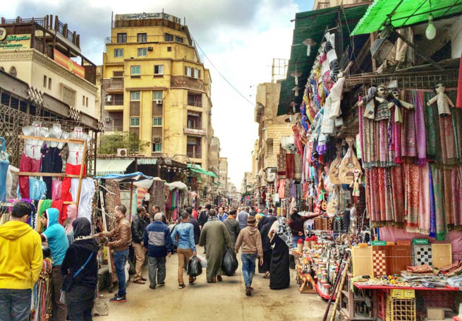 Cairo is the capital of Egypt and the largest city in the Middle-East and second-largest in Africa after Lagos