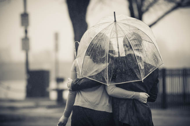 Don't let rain ruin any trip, especially your honeymoon. Just follow these tips to salvage that romantic getaway.