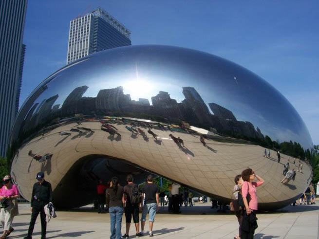 Chicago is the third most populous city in the United States  CT
