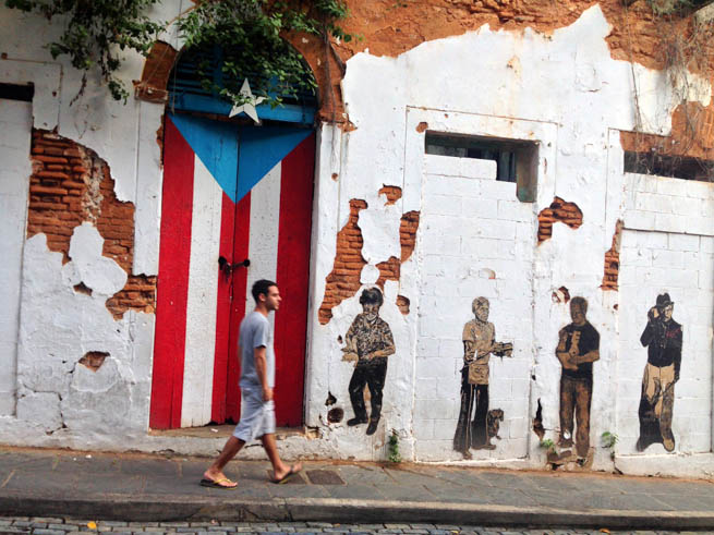Puerto Rico is a United States territory located in the northeastern Caribbean CT