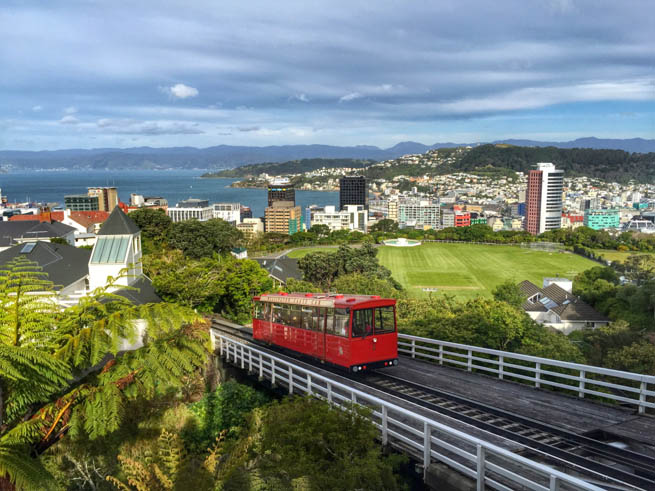 Wellington is the capital city and second most populous urban area of New Zealand CT