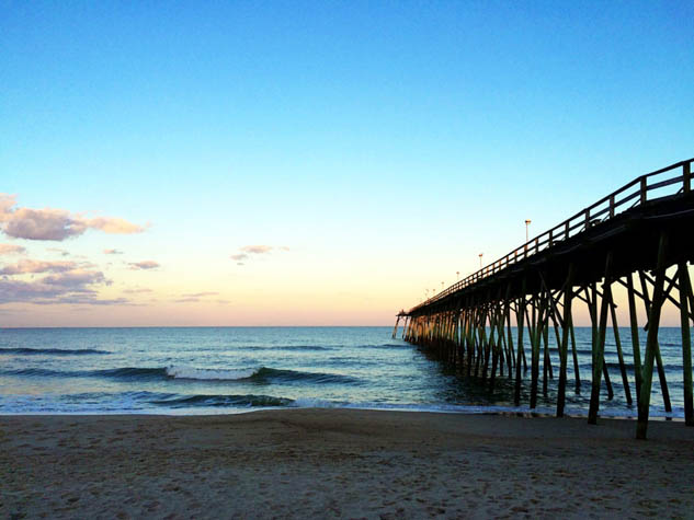 Plan a quiet but fun beach vacation and include these beautiful North Carolina beaches.