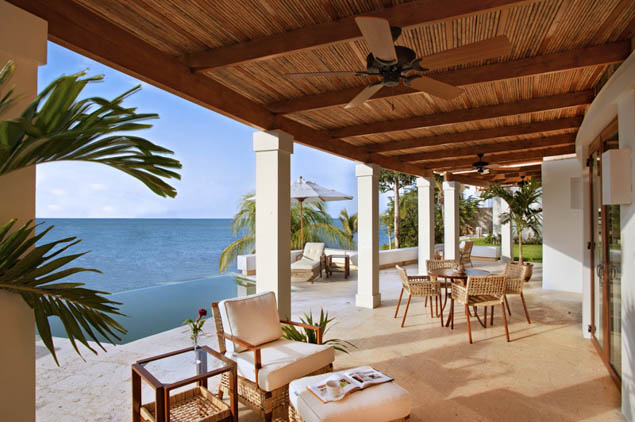 Plan the perfect getaway on Roatan at this idyllic resort.