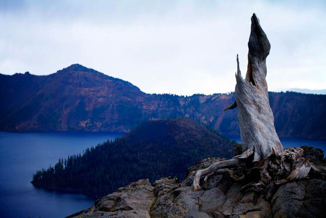 Crater Lake National Park is a United States National Park located in southern Oregon CT